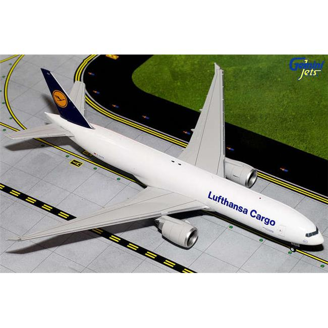 Gemini Jets G2DLH486 Lufthansa Cargo 777F 1-200 Registration No D-Alfa - image 1 of 1