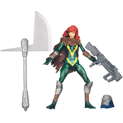 Marvel Universe Build A Figure Collection Terrax! Series Marvel Legends X-Men's Hope Summers Figure by Hasbro Inc.
