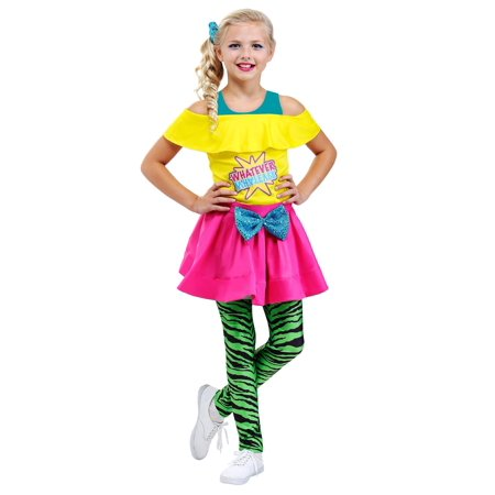 Valley Girl 80s Costume - Thunder Valley Halloween