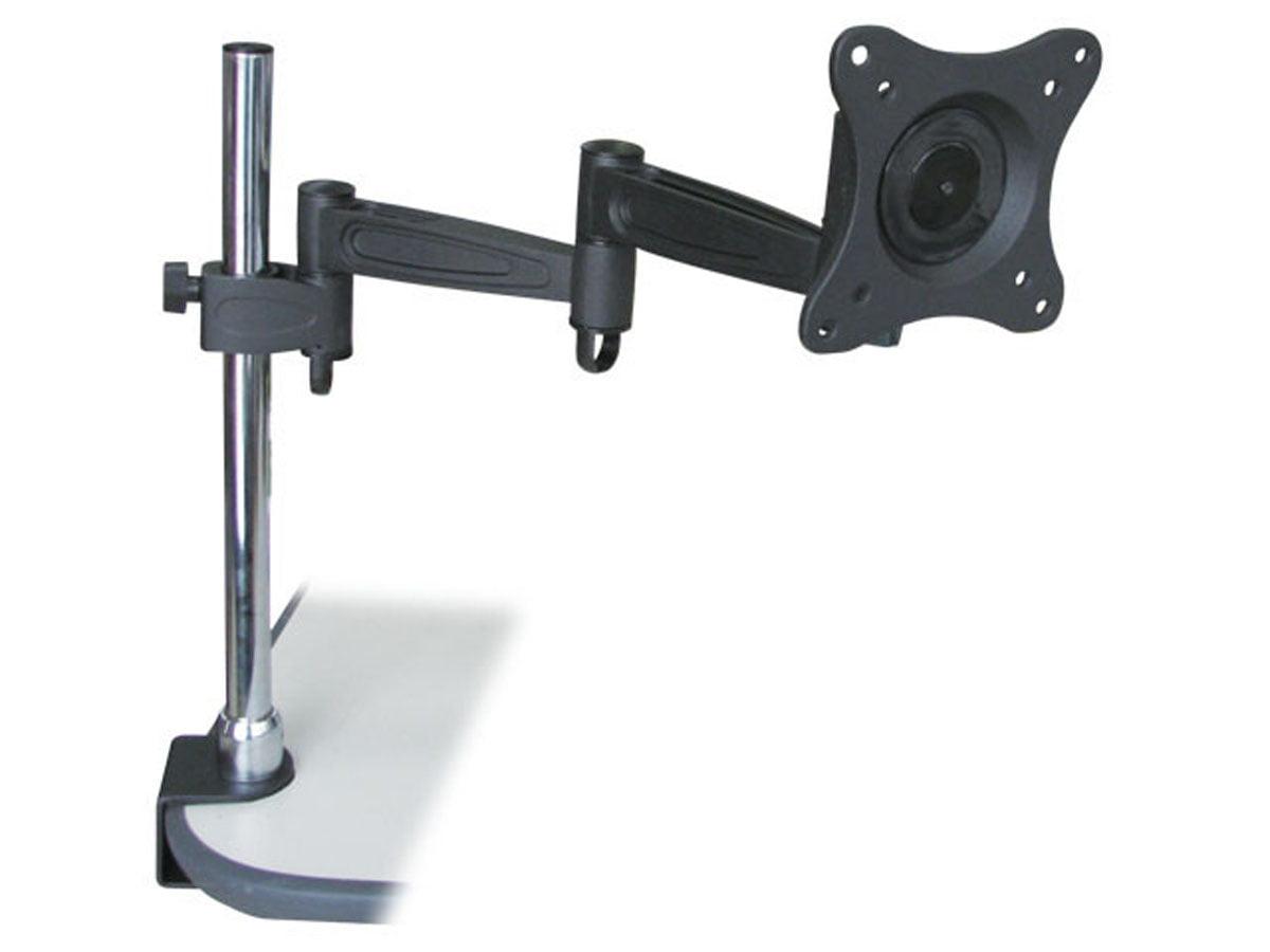 Adjustable Tilting Desk Mount Bracket for LCD LED