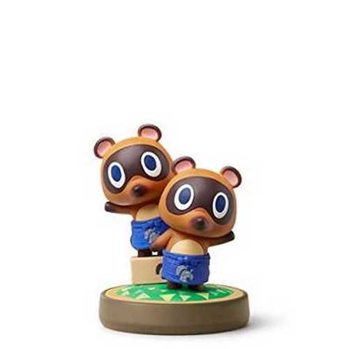 Tim & Tommy Nook, Animal Crossing Series, Nintendo amiibo, NVLCAJAQ