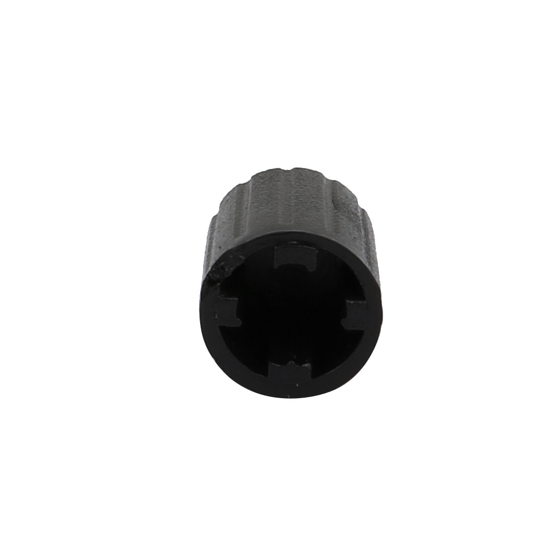20 Pcs 9.8mm x 12mm Plastic Potentiometer Volume Control Rotary Knob Cap Red