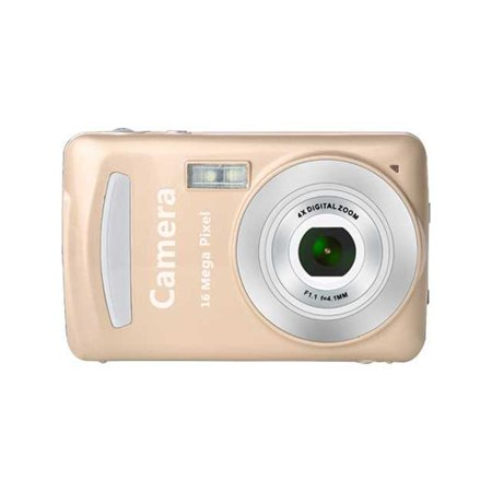- 16 Million Durable Practical  Pixel Compact Home Digital Camera HFON