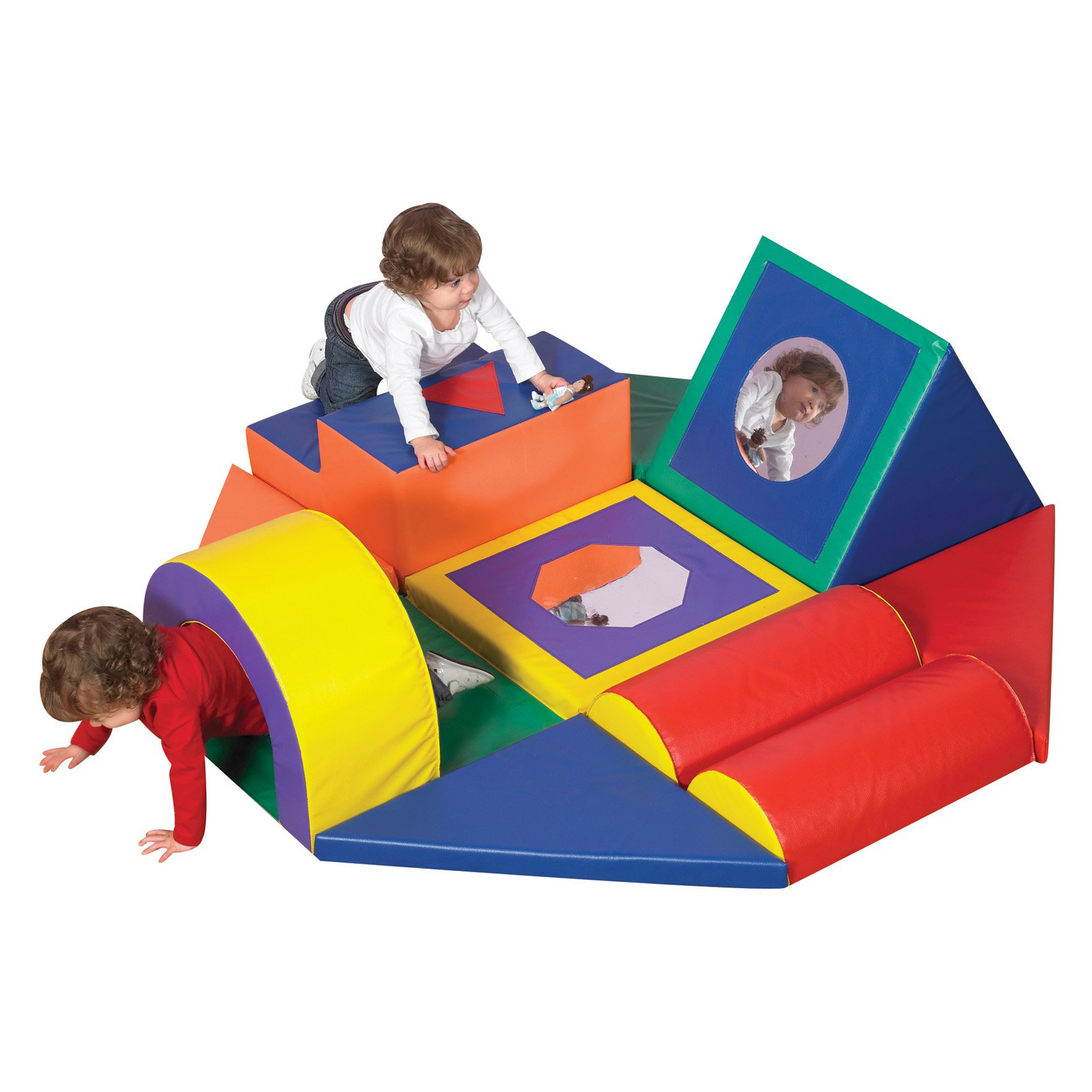Children s Factory Shape & Play Obstacle Course Walmart
