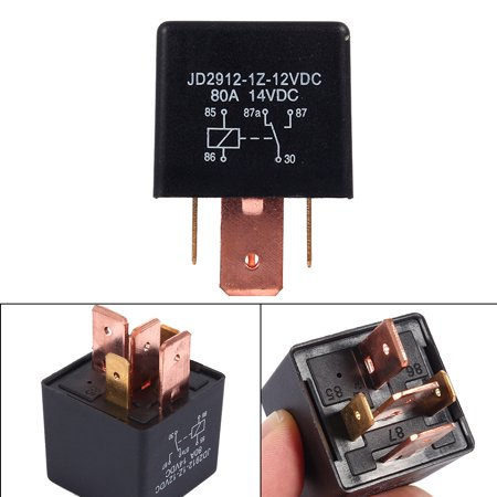 DC 12V 80A Car Vehicle Automotive Van Boat Truck Relay AMP Split Charge 5 Pin](Panther Vans)
