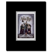 The Addams Family Framed Movie Poster