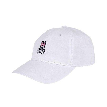 Psycho Bunny Sunbleached Men's Cap One Size