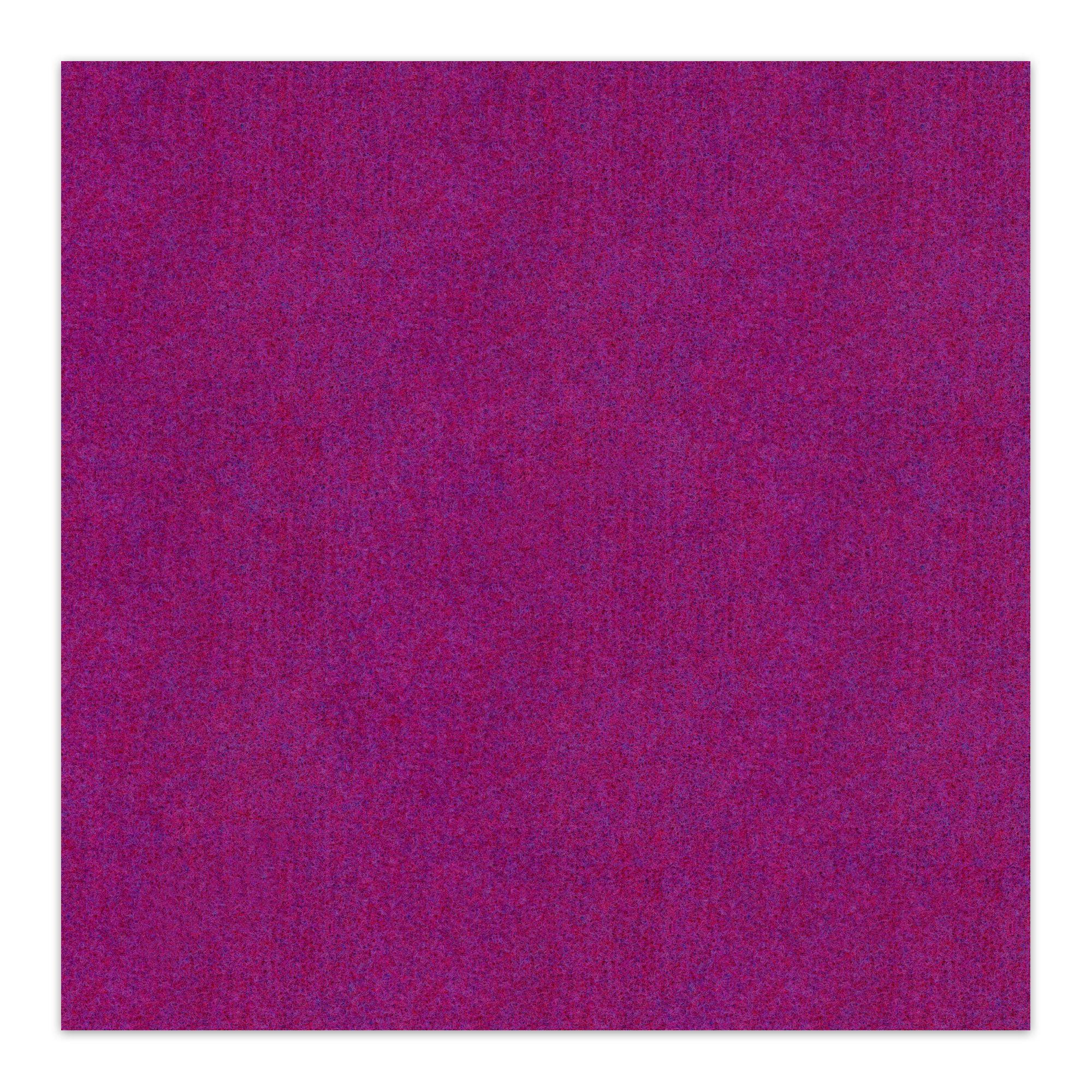 "9"" x 12"" Purple Prickly Felt, 1 Each"