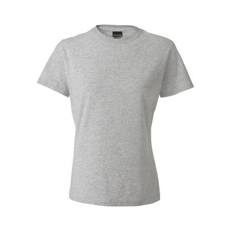 Hanes T-Shirts Nano-T Women's T-Shirt SL04 Hanes T-Shirts Nano-T Women's T-Shirt SL04