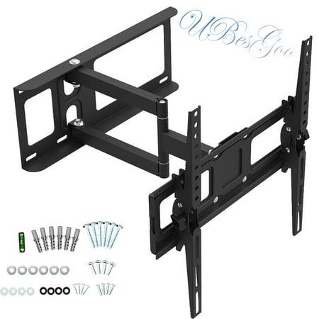 - UBesGoo Full Motion TV wall mount Bracket 32 39 40 42 46 47 50 Inch LED LCD Flat Screen