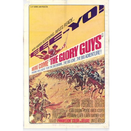 The Glory Guys - movie POSTER (Style A) (11