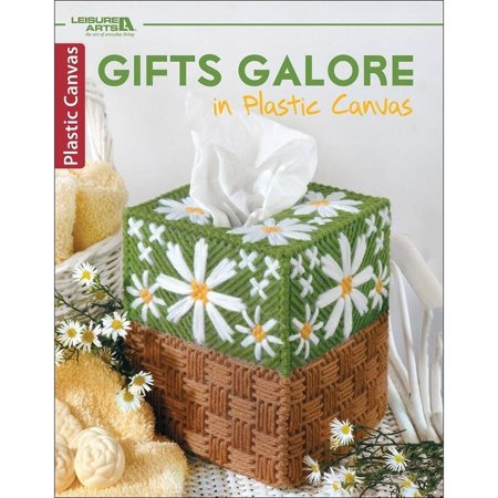 Leisure Arts Gifts Galore In Plastic Canvas Walmart