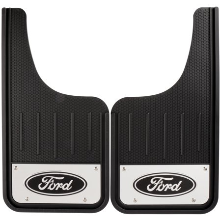 - PlastiColor Ford Heavy-Duty Front Mud Guards