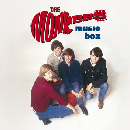 Monkees Music Box (CD)