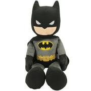 "Dc comics justice league's plush batman   21"" collectible batman superhero plush doll   10"" x 20"" x 21""   made by animal adventure"