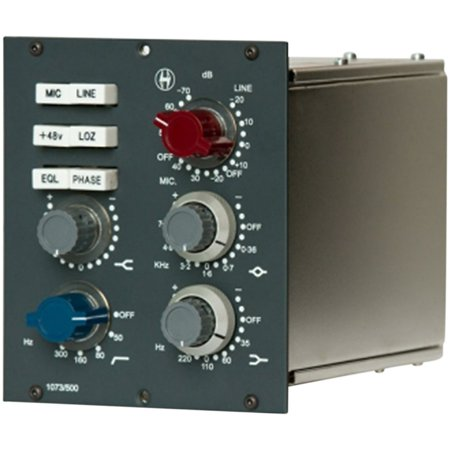 Heritage Audio 1073/500 Preamp/EQ