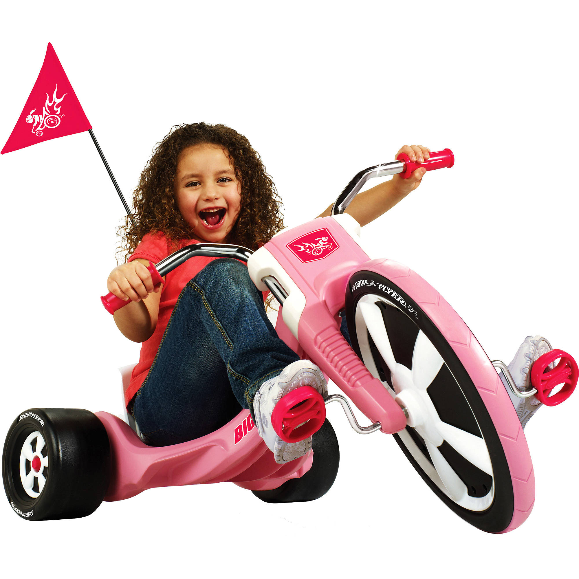 Radio Flyer Girl's Big Flyer