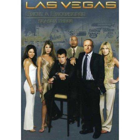 Las Vegas  Season Three  Uncut And Uncensored   Anamorphic Widescreen