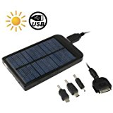 Solar Energy Charger Aftermarket product engineered to OEM specs, fits Digital Camera and other Mobile Phone Samsung Ativ S _ i8