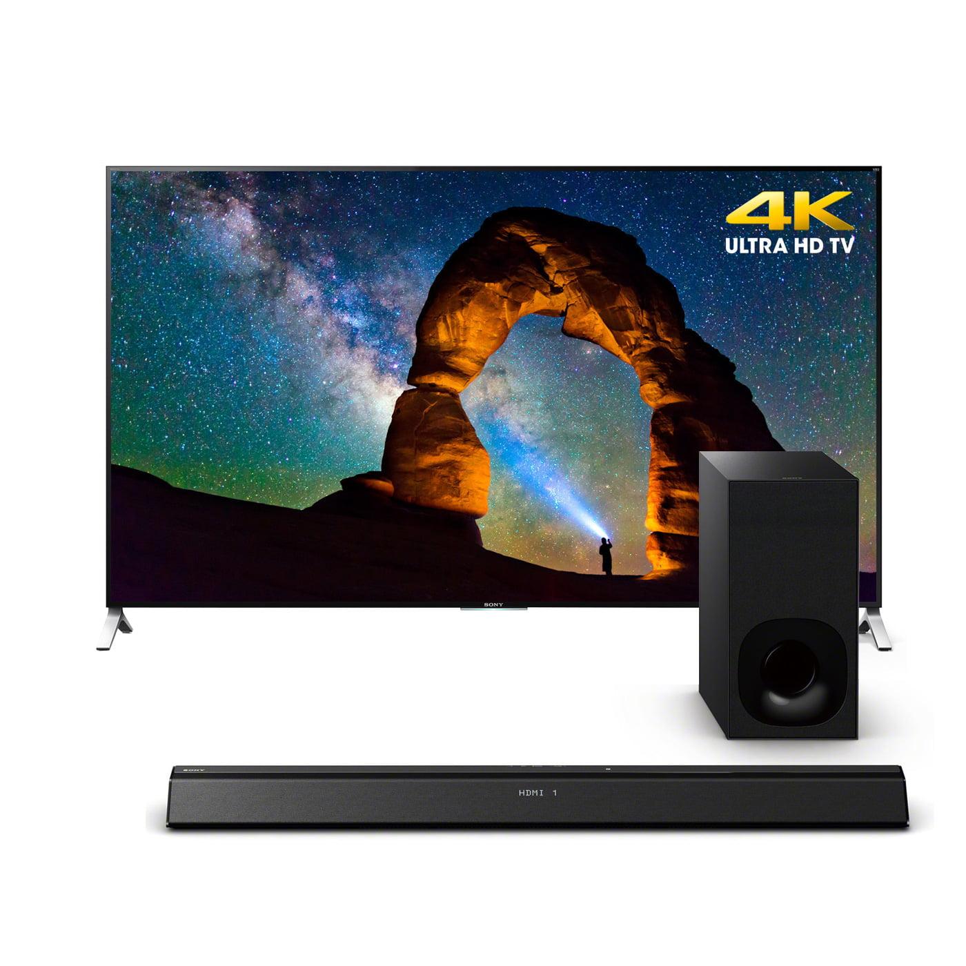 Sony BRAVIA XBR-75X910C HDTV Windows