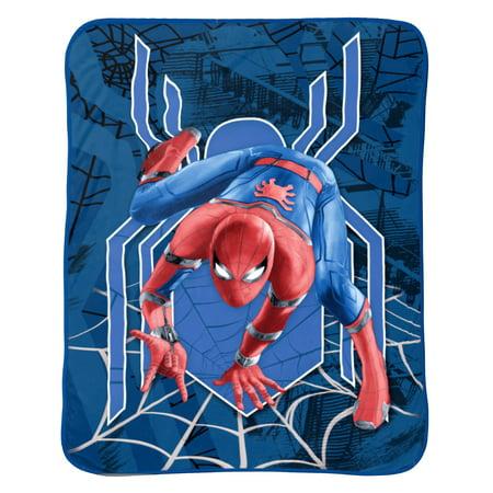 46' Throw Blanket (Marvel Spider-Man 46