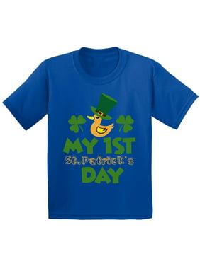 Blue Baby Boys T-Shirts & Tank Tops - Walmart com