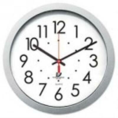 Chicago Lighthouse Quartz Flat Rim Clock, 14-1/2
