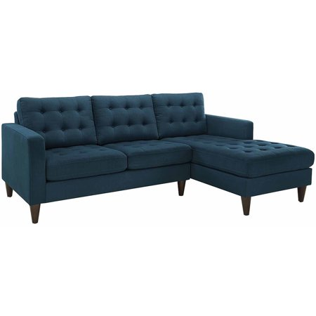Fine Modway Empress Right Arm Sectional Sofa Multiple Colors Gmtry Best Dining Table And Chair Ideas Images Gmtryco