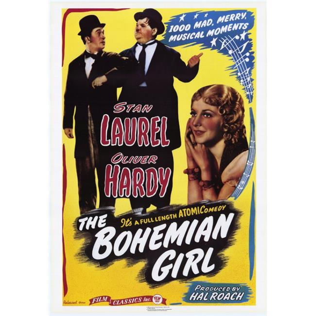 Bohemian Girl Movie Poster - 27 x 40 in. - image 1 de 1