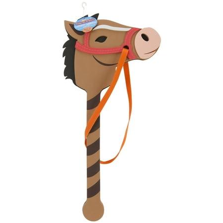 Stick Horses In Bulk (Darice Foam Horse On A Stick)