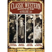 Classic Western Round-Up, Vol. 1 [FS] [With Movie Cash] by