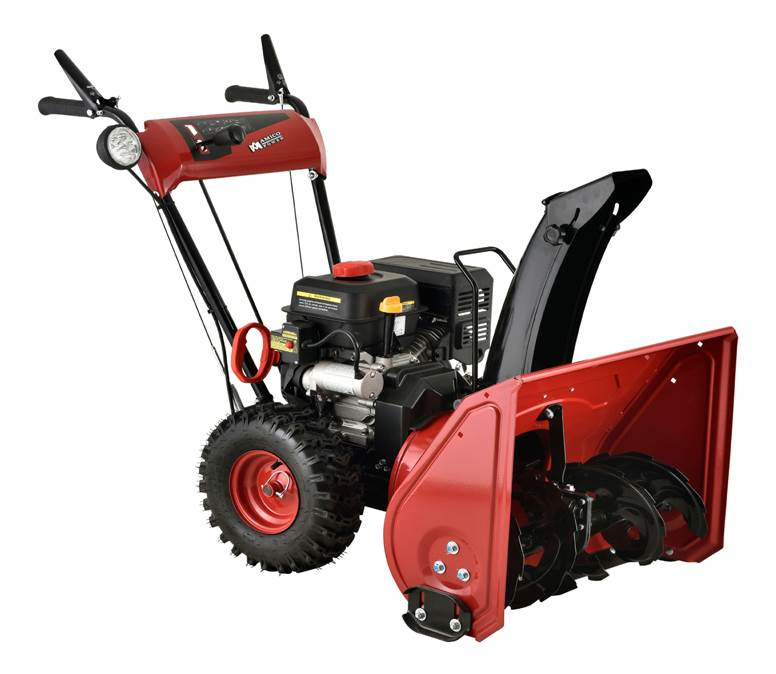 22 in. Gas Snow Blower by Amico Power Corp.