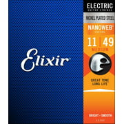 Elixir 12102 Nanoweb Coated Electric Guitar Strings