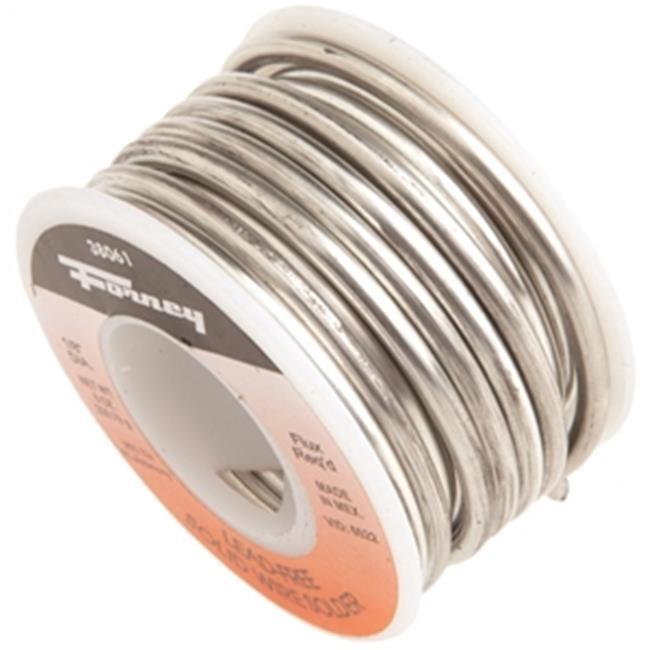 Forney Industries Inc 38061 Solder 0.13 in. 95 Tin & 5 Antimony 0.5 lbs. - image 1 de 1