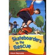 Skateboarders to the Rescue - eBook