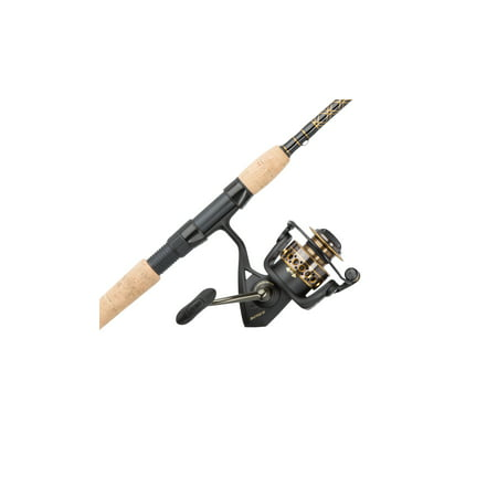 Penn Battle II Spinning Reel and Fishing Rod (Best Budget Fly Rod Combo)