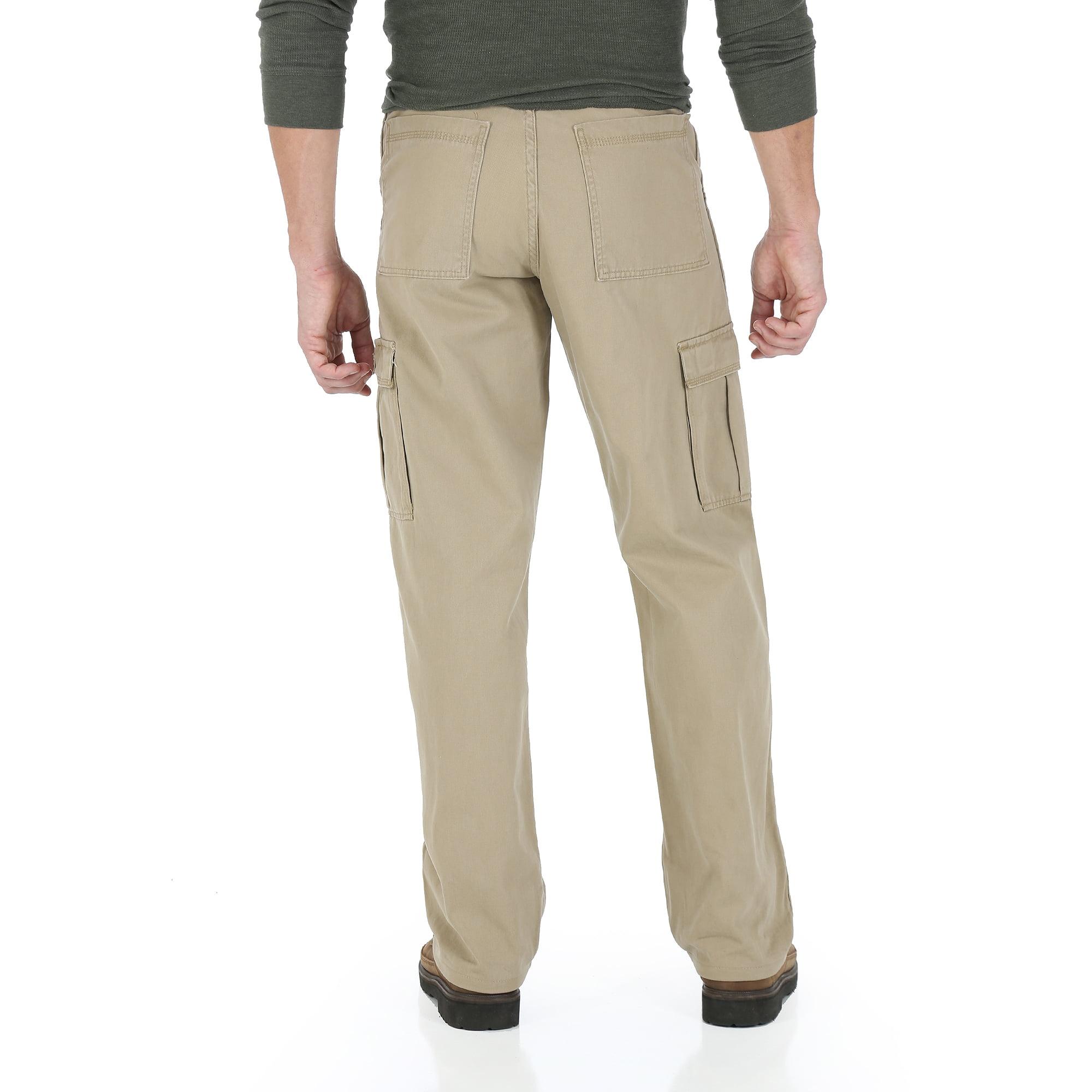 Wrangler - Men's Legacy Cargo Pants - Walmart.com