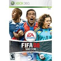 Fifa Soccer 08- xbox 360 (Refurbished)