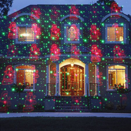 Laser Christmas Light Christmas Light Projector with RF Wireless Remote Rotating LED Star Show Garden Hoilday Wedding Landscape Halloween](Art Projects For Halloween)