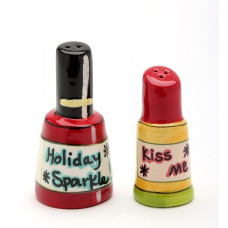 Enamel Salt (Nail Polish &Lipstick Salt & Pepper)
