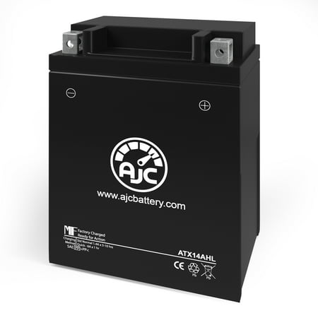Duralast GTX14AHL-BSFP Replacement Battery This is an AJC Brand Replacement