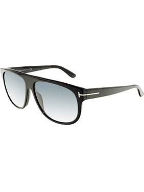 785f48c3a49 Product Image Tom Ford Women s Gradient Kristen FT0375-02N-59 Black Square  Sunglasses