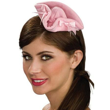 Pink Mini Pirate Mini Costume Hat - Custom Pirate Hat