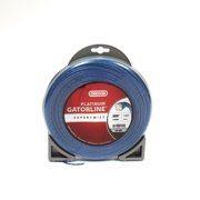 "Oregon 20-104 Trimmer Line: Supertwist Platinum Gatorline- 1/2lb (.095"" gauge - 145' donut)"