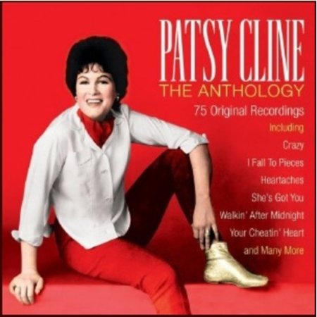 Patsy Cline The Anthology (CD) ()