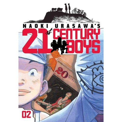 Naoki Urasawa's 21st Century Boys 2
