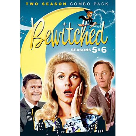 Bewitched: Seasons 5 & 6 (DVD)
