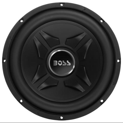 "Boss CXX12 12"" 1000 Watt 32Hz 4-Ohm Black Car Stereo Audio Power Subwoofer"