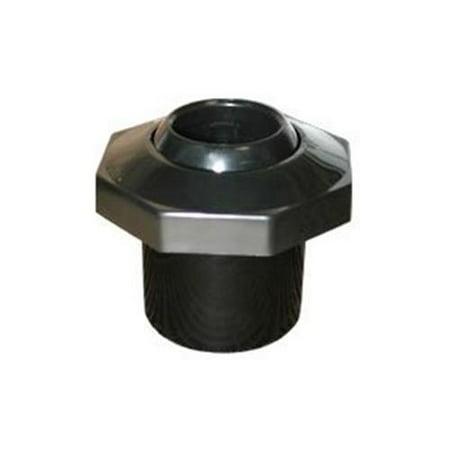 Image of Pentair 540050 Directional Outlet Insider Eyeball, Black