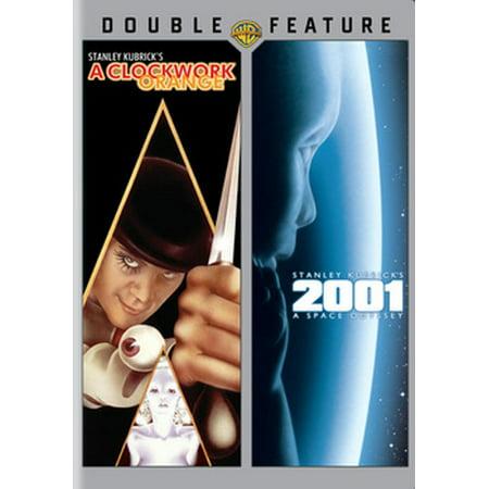 2001: A Space Odyssey / A Clockwork Orange (DVD)